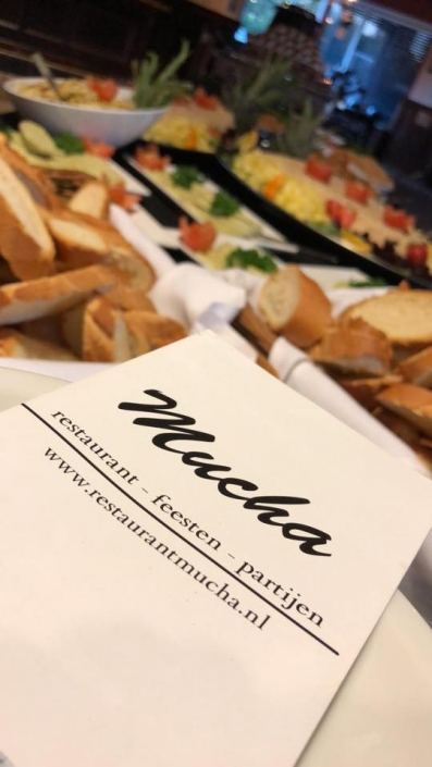 Buffetten in Veenendaal Restaurant Mucha